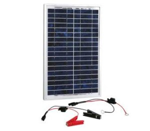 20W Solar Battery Charger